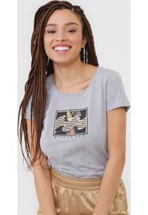 Camiseta Billabong Night Sesh Cinza - Kanui