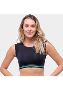 Top Liz Sutop Cropped 81851 - Feminino
