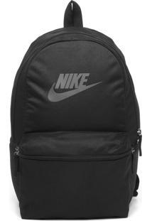 Mochila Nike Sportswear Heritage Bkpk Preta