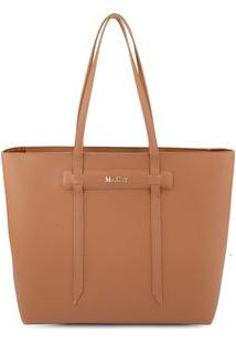 Bolsa Shop Urban Classic Tan - Tan/Un