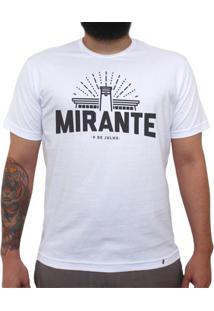 Mirante Clássico - Camiseta Clássica Masculina