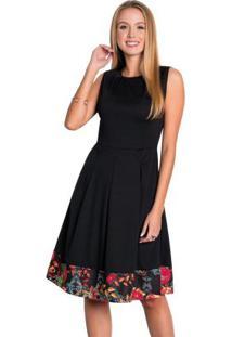 4c519b609a Vestido Angelica Recorte feminino