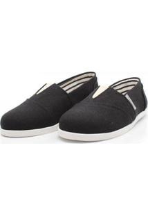 Alpargata Barth Shoes Nanda Lona Feminina - Feminino
