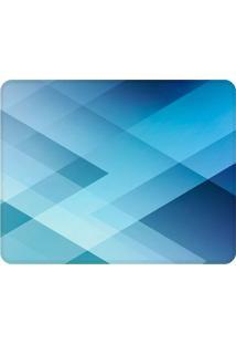 Tapete Elementos Azuis- Azul Escuro & Azul Claro- 12Wevans