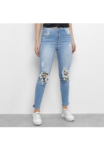 Calça Jeans My Favorite Thing (S) Second Skin Feminina - Feminino-Jeans
