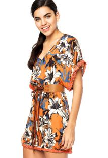 3f7b4b1d6 Vestido Colcci Floral feminino | Gostei e agora?
