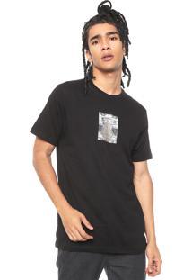 Camiseta Volcom Digi Pool Preta