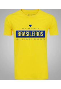 Camiseta Zé Carretilha São Paulo Copa Masculina - Masculino