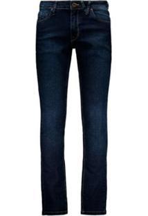 Calça Jeans Volcom 2X4 Masculina - Masculino