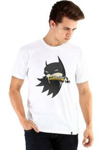 Camiseta Ouroboros Manga Curta Bathomem - Masculino