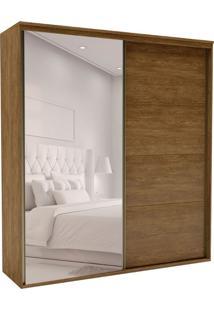 Guarda-Roupa Casal Com Espelho Eleganza 2 Pt 6 Gv Álamo
