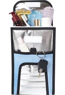 Bolsa Térmica 4,5 Litros Ice Cooler Necessaire - Mor 003619