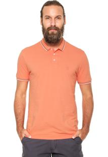 Camisa Polo Vr Regular Laranja