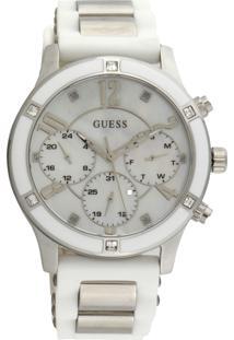 Relógio Guess 92740L0Gsnu1 Branco