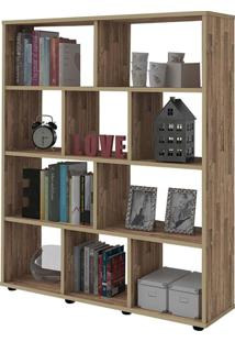 Estante Para Livros Book - Artely - Rustico