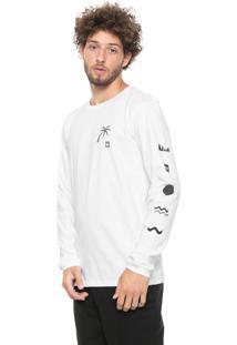 Camiseta Hang Loose Eykon Branca