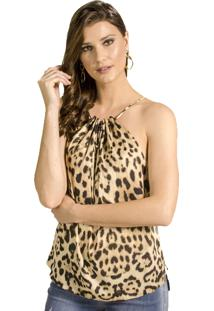 Regata Alphorria A,Cult Animal Print Bege