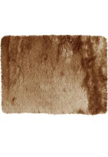 Tapete Gold Shaggy 0.50X1.00 - Edantex - Fendi