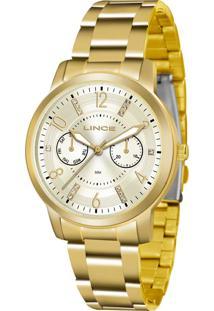 Relógio Lince Feminino Lmgj070Lc2Kx