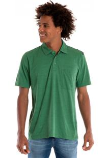 Camisa Polo Konciny Lisa Verde