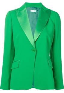 P.A.R.O.S.H. Blazer Clássico - Verde