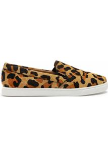Tênis Slip On Animal Print | Anacapri