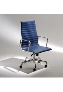 Cadeira Ea119 Com Braços Base Giratória Em Alumínio Studio Mais Design By Charles E Ray Eames