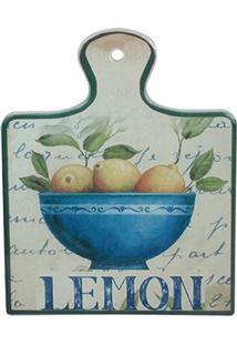 Descanso De Panela Vintage Lemon 20X15Cm - 102431