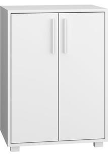 Armário Multiúso Kind Iv 2 Pt Branco