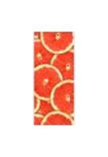 Adesivo Decorativo De Porta - Laranja - Frutas - 071Cnpt Auto Colante