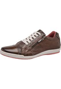 Sapatênis Tchwn Shoes - Masculino-Marrom