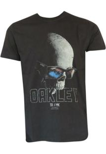 Camiseta Reflective Tee Jet Oakley - Masculino