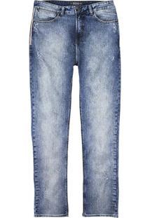 Calça Jeans Masculina Com Lavação Special Denim
