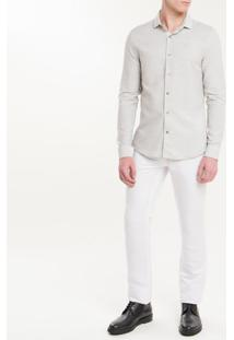 Camisa Slim Cannes Toque Suave - Grafite - 2