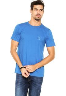 Camiseta Redley Suppa Azul