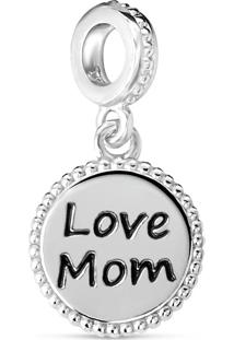 Pingente Life Love Mom