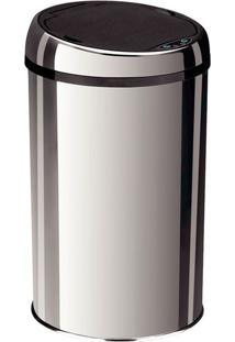 Lixeira Inox Com Sensor Automática 12 Litros - 94543/012 - Tramontina - Tramontina