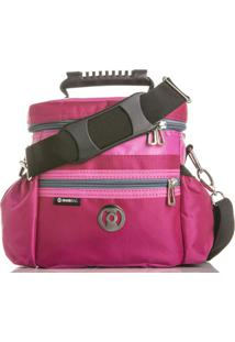 Bolsa Térmica Iron Bag Pop P Rosa