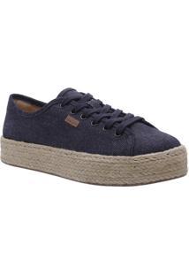 Tênis Bia Flatform Jeans | Anacapri
