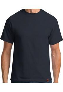Camiseta Básica Cinza Chumbo