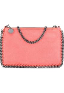 Stella Mccartney Clutch Falabella - Rosa
