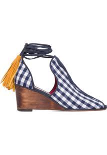 Sapato Feminino Anabella Li - Azul