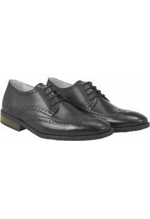 Sapato Social Masculino Oxford Sandro Moscoloni Parma - Masculino