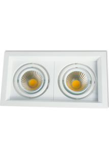 Luminária Tech Led Cob 2 Lâmpadas 7W 3000K Startec & Co 147400034