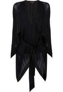 Kaftan Kimono Tess (Black, Pp)