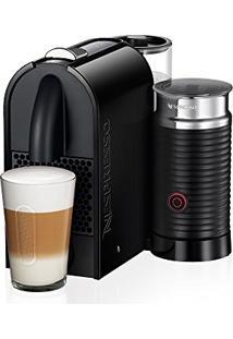 Cafeteira Expresso Nespresso Umilk D55 - 110V - Preta