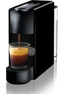 Cafeteira Nespresso Essenza Mini Black - 110 Volts