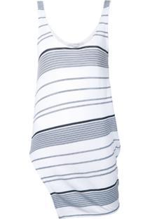 Stella Mccartney Blusa Assimétrica - Branco