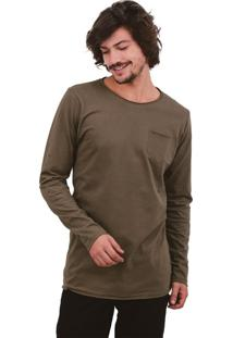 Camiseta Urbô Cotton Cold Verde