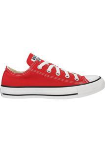 Tênis Converse Chuck Taylor All Star Vermelho - 34